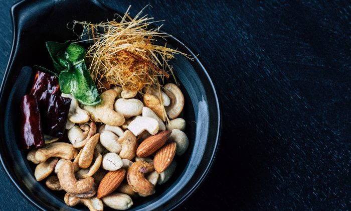 Nuts and seeds are the optimal sources of protein for a healthy heart and a long life. (Vitchakorn Koonyosying/Unsplash)