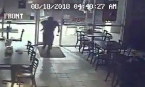 Thief Seen Stealing Cancer Fundraiser Jar From Pizzeria