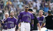 MLB Recap: Rockies Edge Padres on Desmond's Homer