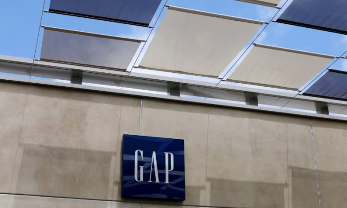 A Gap Inc. retail store is shown in La Jolla, Calif.,  on May 17, 2017. (Reuters/Mike Blake)