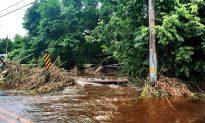 Lane Still a Danger as a Tropical Storm