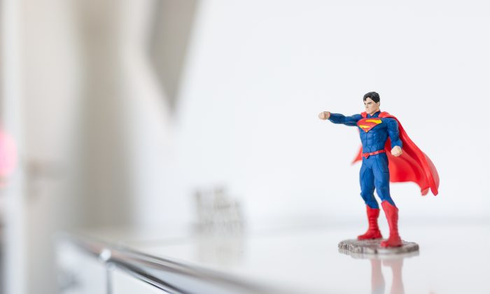 Superman, an icon around the world, turned 80 this year. (New Data Services/Unsplash)