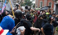 Police Arrest 16 Antifa Members During Clashes in Philadelphia