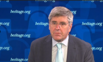 Heritage Foundation's Moore Says Realism Needed in Dealing With China