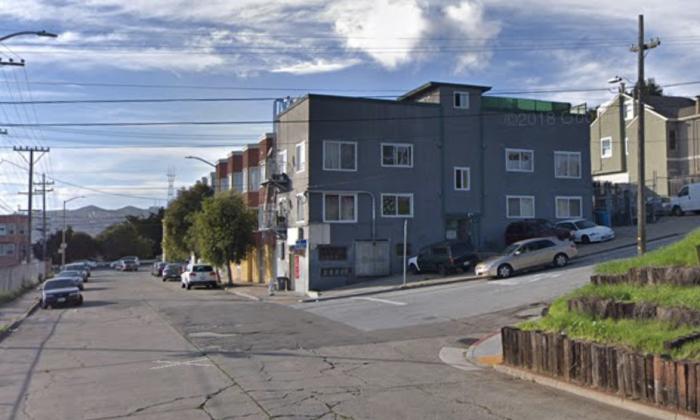 The view at 23rd and Arkansas streets in San Francisco. (Screenshot/Google Maps).