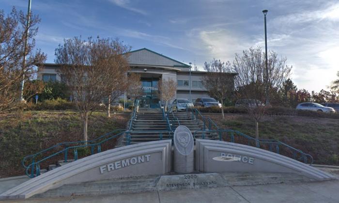 The Fremont Police  Department, at 2000 Stevenson Blvd., Fremont, Calif., 94538. (Screenshot/Google Maps).