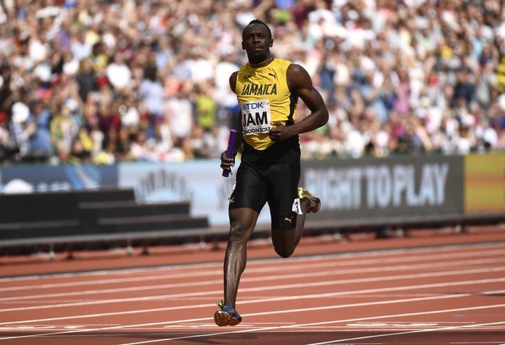 Usain bolt sprinter