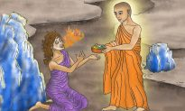 Even With Superpowers, Maudgalyayana Could Not Save His Mother by Himself