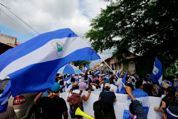 Nicaragua committed human rights violations