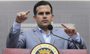 Puerto Rico Governor Says He Is Resigning After Weeks of Protests