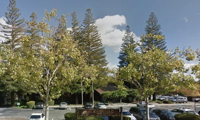 Danville Police Department. 510 La Gonda Way, Danville, CA 94526. (Map data @2018 Google).