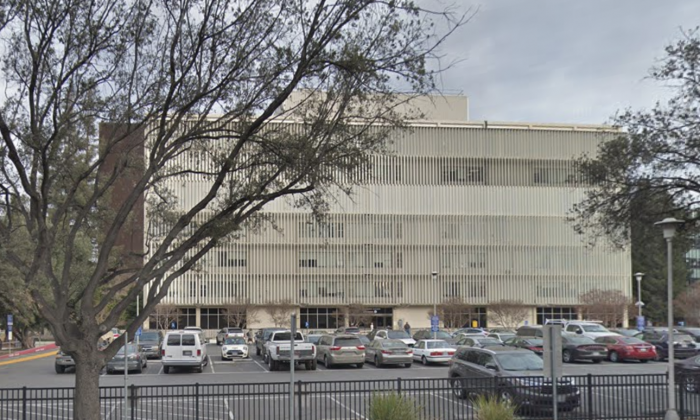Santa Clara County District Attorney. West Wing, 70 W Hedding St, San Jose, CA 95110. (Map data @2018 Google).