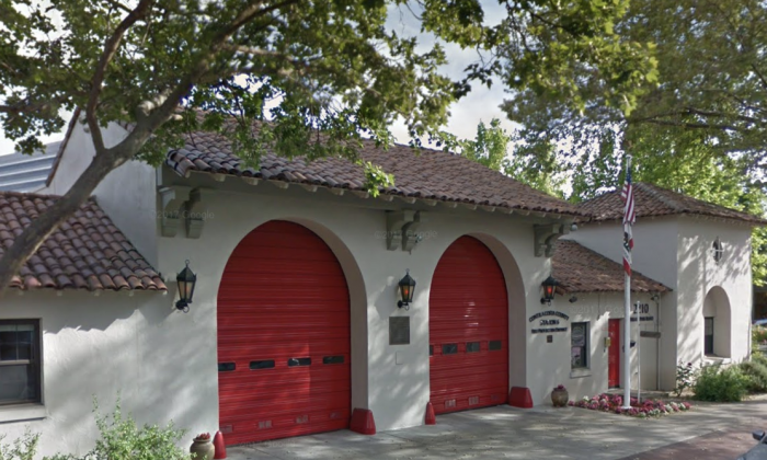 Contra Costa County Fire Protection District Station 6. 2210 Willow Pass Rd, Concord, CA 94520. (Map data @2018 Google).