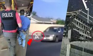 Top 5 Videos of the Day: ICE Raid on Texas Plant Finds 160 Illegal Immigrants