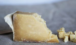 The Art and Science of Aging Cheese