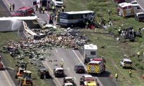 Greyhound Bus Crash Leaves Seven Dead in New Mexico