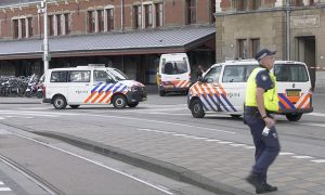 Amsterdam Police Study Possible Terror Motive for Stabbings