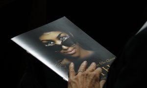 Funeral for Aretha Franklin Begins With Prayers, Songs