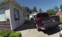 Utah Police Release Bodycam Video of Officer Shooting at Pit Bull