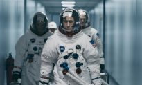 New Movie About Moon Landing, 'First Man,' Omits American Flag