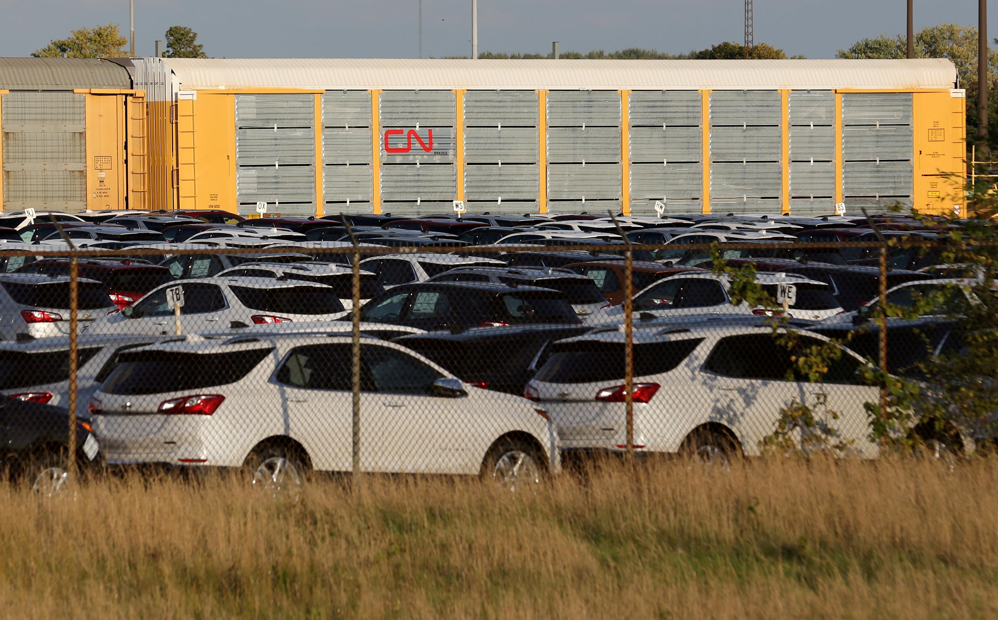 Chevrolet Equinox SUVs in Canada