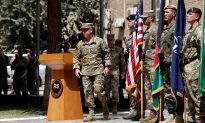 Violence Is Stalling Afghan Peace Process: US General