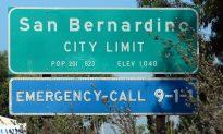 Eight Shot at Apartment Complex in San Bernardino, California