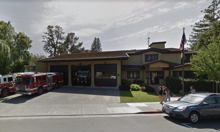 Ross Valley Fire Department Station 19 (Headquarters). 777 San Anselmo Ave, San Anselmo, CA 94960. (Map data @2018 Google).