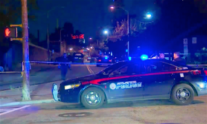 Off-Duty Police Officer Shot in Stomach During Robbery Attempt