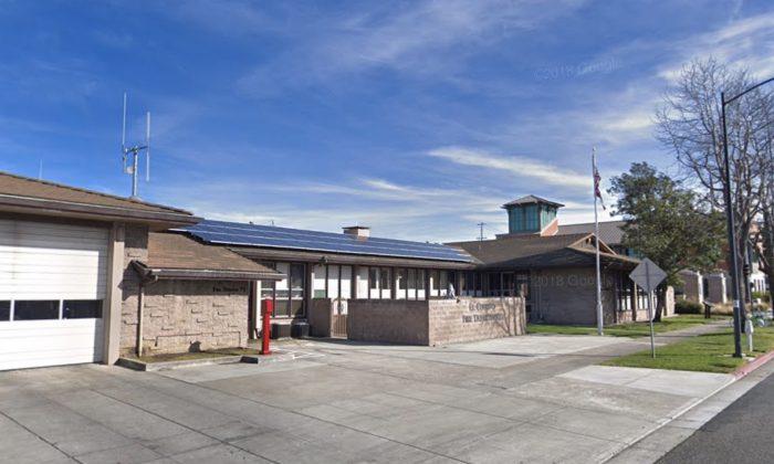 El Cerrito Police Department, San Pablo Avenue, El Cerrito, CA. 10900 San Pablo Ave, El Cerrito, CA 94530. (Map data @2018 Google).