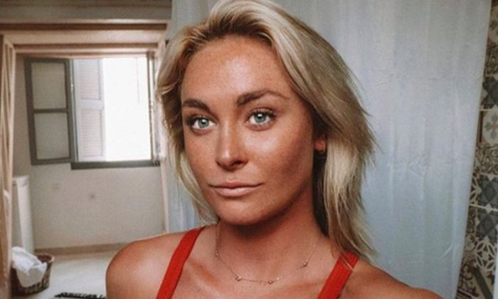 An Australian Instagram model died via hanging after she was found dead on a yacht reportedly owned by a Mexican billionaire off the Greek island of Kefalonia. (Instagram/screenshot)