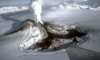 Alaska Volcano Restless Again