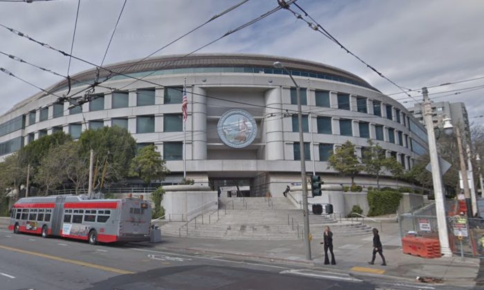 State of California Public Utilities Commission. 505 Van Ness Ave, San Francisco, CA 94102. (Map data @2018 Google)