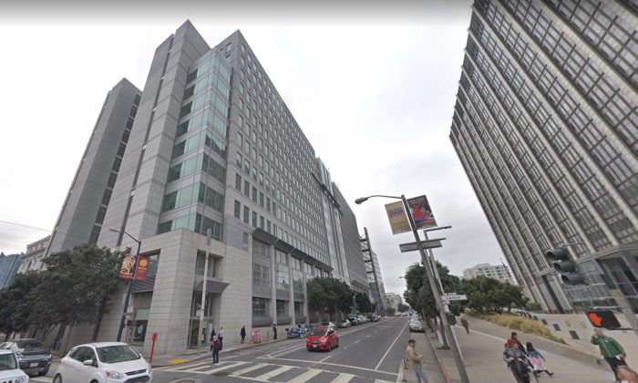 California State Legislature. 455 Golden Gate Ave, San Francisco, CA 94102. (Map data @2018 Google)