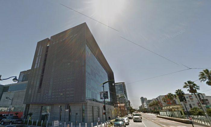 San Francisco Police Department. 1251 3rd St, San Francisco, CA 94158. (Map data @2018 Google)