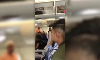 Passenger Shares Video Footage of Inside Emirates Plane With Sick Passengers