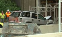 7 Injured After SUV Flies Off Lake Shore Drive in Chicago