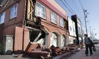 Powerful Quake Hits Hokkaido, Japan—Homes in Landslide