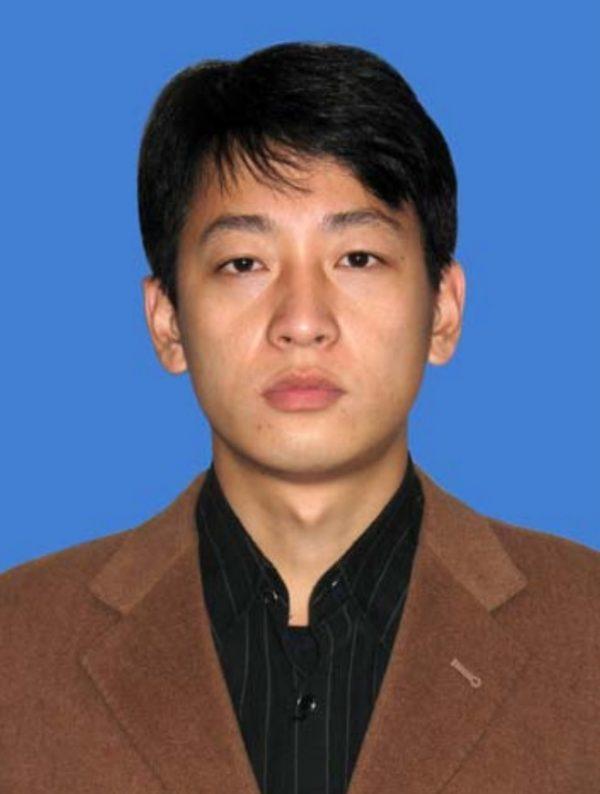 North Korean programmer Park Jin Hyok.