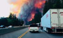 Fast-Growing Northern California Wildfire Forces Evacuations