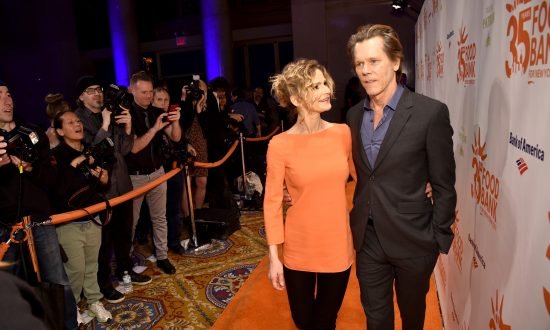 Kevin Bacon and Kyra Sedgwick Post Heartfelt Video in Honor of 30-Year Marriage