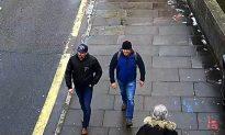 UK Salisbury Nerve-Agent Suspect Is Identified as Russian Colonel