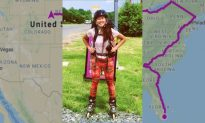 Rollerblading Across the US Without Even a Dollar on Her, Girl Has the Utmost Faith in Humanity