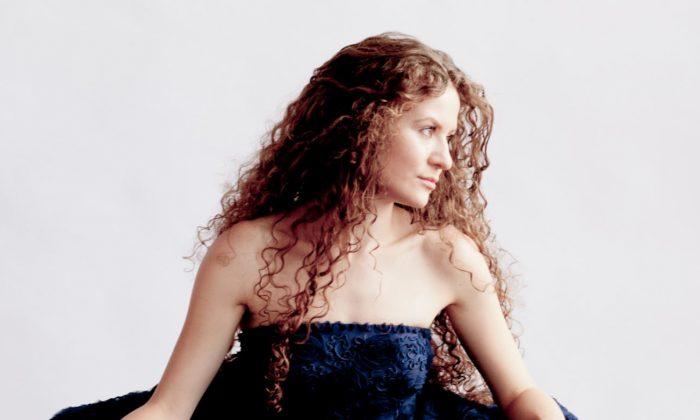 Pianist Asiya Korepanova.  (Maria Bocharova)