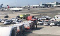 Eleven Aboard Dubai Flight Hospitalized in New York After Falling Ill