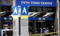 Woman Shot 12 Times at Cincinnati Bank Thanks First Responders