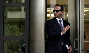 Papadopoulos Case Ends in 2-Week Sentence