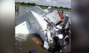 20 Dead as Plane Crashes Into Lake in South Sudan