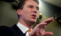 Ex-Liberal Senator Cory Bernardi Resigns