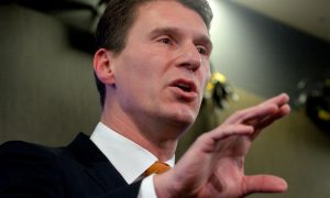 Australian Senator Cory Bernardi to Retire This Year: Report